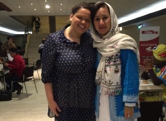 Fatima from Pakistan